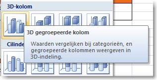 Grafieken maken in Excel 06
