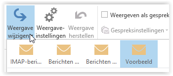 Office 365 submap leeg filters wissen 03