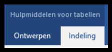 Rekenen in Word 07