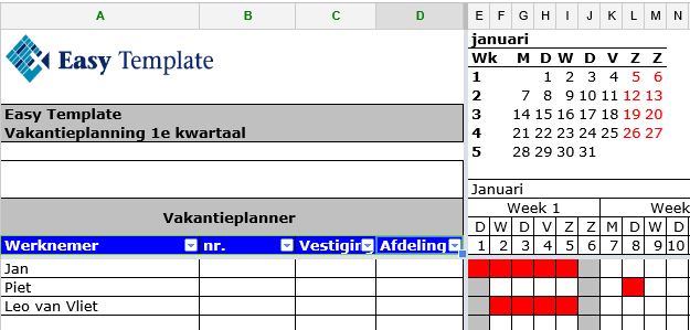 bovenkant vastzetten in Google spreadsheets 06